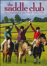 The Saddle Club: Adventure at Pine Hollow, DVD