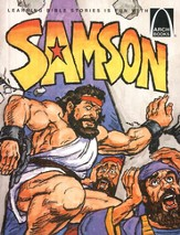 Arch Books Bible Stories: Samson