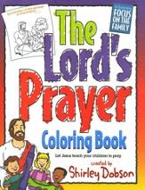 Lord's Prayer Coloring Book