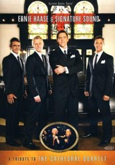 A Tribute to the Cathedral Quartet, DVD