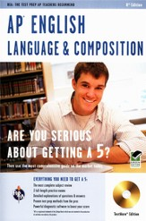 AP English Language & Composition w/CDROM, 8th Edition