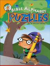Bible Alphabet Puzzles (Grades 5 and up)
