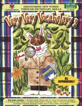 Very, Very Vocabulary 2, Grades 3-4