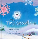 Tiny Snowflake Picture Book - eBook
