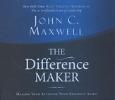 The Difference Maker, Audiobook on CD
