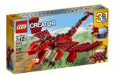 LEGO ® Creator Red Creatures