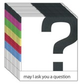 May I Ask You a Question? - Full Color English Pack of 24