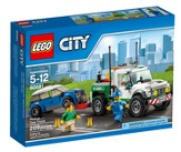 LEGO ® City Pickup Tow Truck