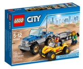 LEGO ® City Dune Buggy Trailer