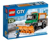 LEGO ® City Snowplow Truck