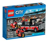 LEGO ® City Racing Bike Transporter