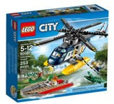 LEGO ® City Helicopter Pursuit