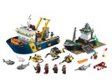 LEGO ® Deep Sea Exploration Vessel