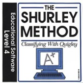 Shurley English Level 4 Educational Software