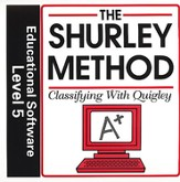 Shurley English Level 5 Educational Software