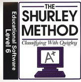 Shurley English Level 6 Educational Software