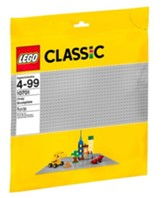 LEGO ® Classic Gray Baseplate
