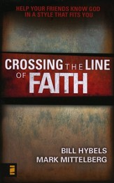 Crossing The Line of Faith, Booklet