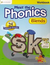 Meet the Phonics: Blends Workbook