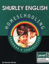 Shurley English Level 3 Student Workbook