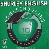 Shurley English Level 3 Practice CDs - Slightly Imperfect
