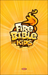 NKJV Fire Bible for Kids, Trade Paper, Case of 10