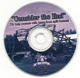 Consider The End Audio CD