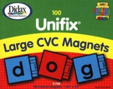 Large Unifix CVC Magnets