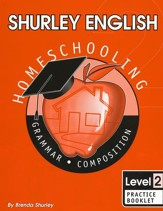 Shurley English Level 2 Practice Set