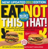 Eat This, Not That! 2012: The No-Diet Weight Loss Solution! - Slightly Imperfect