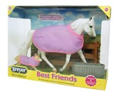 Best Friends, Horse and Dog Set, Classics Size