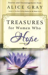 Treasures for Women Who Hope - eBook
