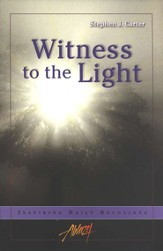 Witness to the Light: Inspiring Daily Devotions