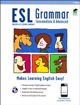 ESL Intermediate & Advanced Grammar Premium Ed.