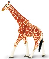 Reticulated Giraffe; Toy