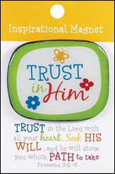 Trust in the Lord Magnet