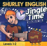Jingle Time Audio CD Levels 1-2 (2007 Edition)