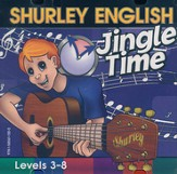Jingle Time Audio CD Levels 3-8 (2007 Edition)