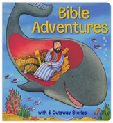Bible Adventures board book (Ages 2 to 4)