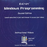 KidCoder Windows Programming Course Instructional DVD