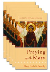 Praying with Mary, Pack of 5