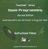 TeenCoder: Game Programming Course Instructional DVD