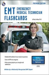 EMT - Paramedic Flashcard Book 3rd Ed., Premium Edition with Online Practice Test June 2014