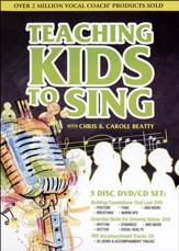 Teaching Kids to Sing, Volumes 1 & 2--DVDs and CD