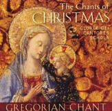 The Chants of Christmas CD