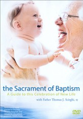 The Sacrament of Baptism DVD