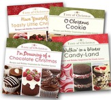 Taste of Christmas Recipes and Holiday Inspirations, 4  Volumes