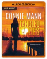 Tangled Lies - unabridged audio book on MP3-CD