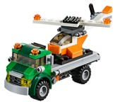 LEGO ® Creator 3-in-1 Chopper Transporter