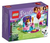 LEGO ® Friends Party Styling